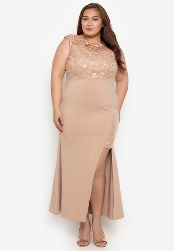 Maxi Plus SIze Dress