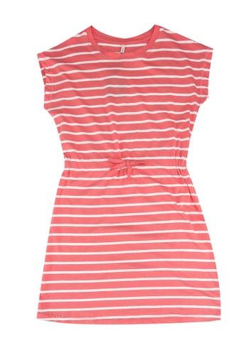 ONLY pink May Printed Dress 6C350KA6B79E3CGS_1