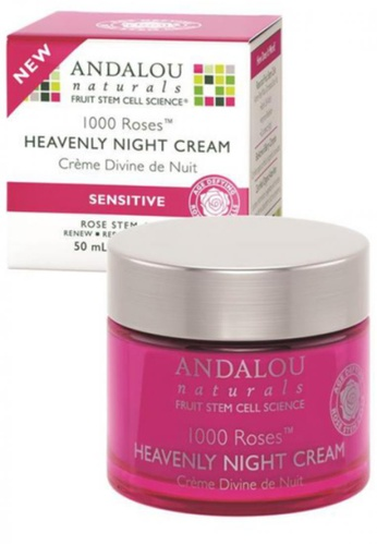Andalou Naturals 1000 Roses™ Heavenly Night Cream AN136BE53OYCSG_1