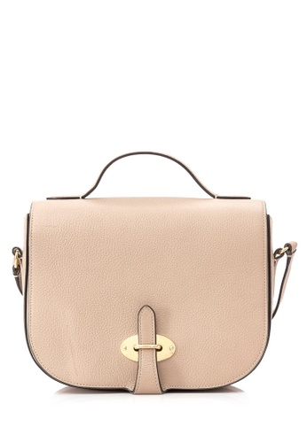Mulberry beige Pre-Owned Mulberry Shoulder Bag 563AEAC0255963GS_1