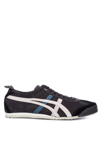 Onitsuka Tiger black Mexico 66 Sneakers F096FSH566C0C7GS_1