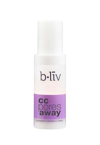 B.liv [b.liv] cc pores away 30ml (complexion correcting CC Cream) - bliv BL848BE15NGAMY_1