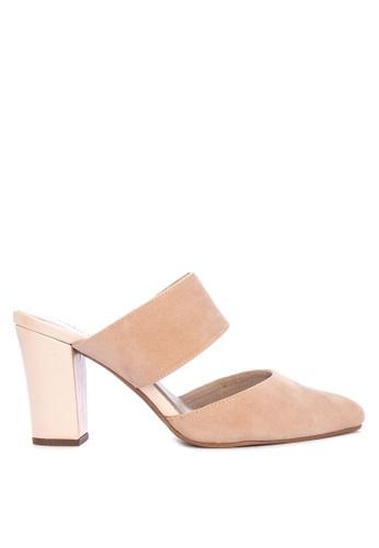 feef825927a Shop Suki Slip On High Heels Online on ZALORA Philippines