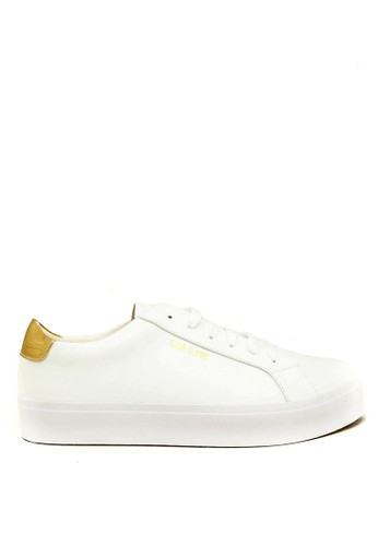 CDE white CDE Ceremonial Women Sneaker White/Gold CD965SH86EPTID_1