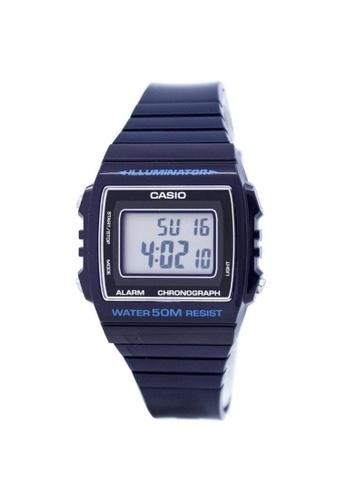 Casio blue CASIO GENERAL W-215H-2AVDF UNISEX'S WATCH 968E5AC8AB81CEGS_1