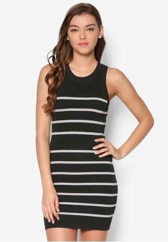 Mandell 無袖條紋連身裙, esprit童裝門市服飾, 洋裝