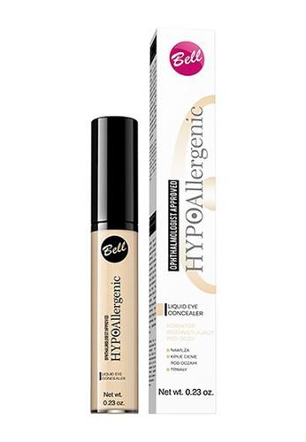 BELL HYPOALLERGENIC beige Bell Hypoallergenic Liquid Eye Concealer 01 Natural 77BE2BEEB3AA29GS_1
