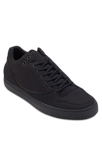 網眼拼接運動鞋esprit hk, 鞋, 運動鞋