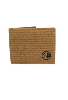 Cork Wallet - DriftWood