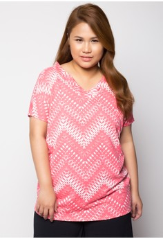 Isha Plus Size Top