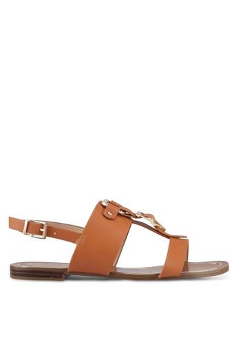 ALDO beige Afiarien Flat Sandals 83E92SH527009DGS_1