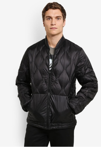 ESPRIT black Outdoor Woven Regular Jacket ES374AA0RVDCMY_1