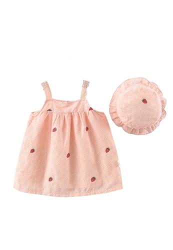 RAISING LITTLE multi Llandra Dress 3E30FKA8E1A220GS_1