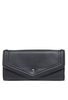 Envelope Flap Long Wallet