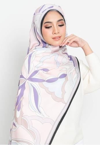 STARVILION purple Chloe Shawl EDD6EAAF5A6A24GS_1