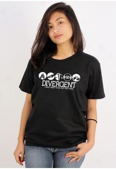 Divergent Tee