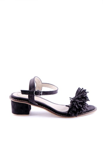 FairyBerry black Lucy Sandals FA692SH99GWUID_1