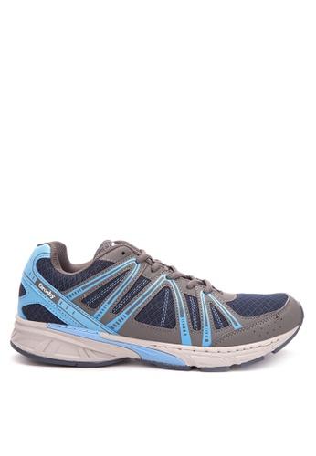 Grosby grey Flash Sneakers GR420SH18KNXPH_1