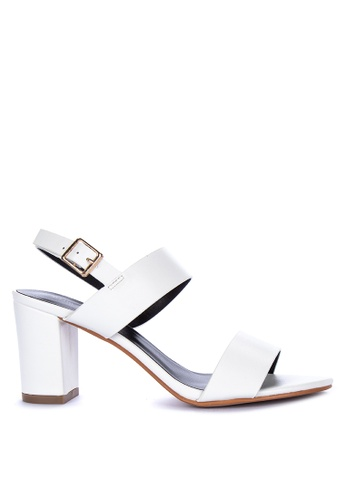 6b3ba6be7b55 Shop Primadonna Ladies Shoes Chunky Heels Strappy High Heels Online on  ZALORA Philippines