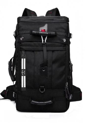 Twenty Eight Shoes black Camping Backpacks MC2070 7D83DAC1AD028CGS_1