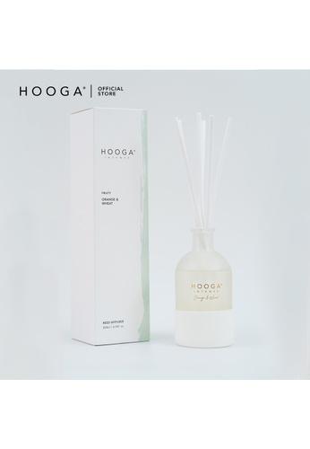HOOGA Hooga Orange & Wheat White Series 200ml 064C4HLE323F54GS_1