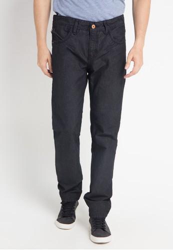 Emba Jeans black Fm327B EM205AA0WE34ID_1