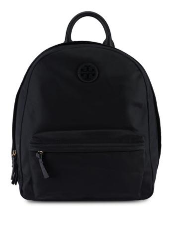 TORY BURCH black Ella Backpack (NT) 4709DAC0A84507GS_1