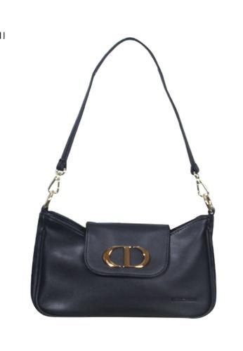 Verchini black Verchini Classic Sling Handbag 45C61ACECDBE3AGS_1