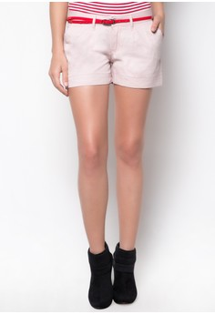 Hotzie Pleated Shorts