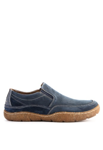 Hush Puppies navy Sway Slipon 9581DSHE2639D7GS_1