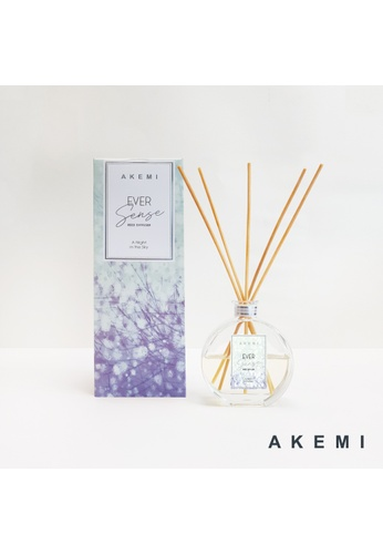 AKEMI AKEMI Reed Diffuser Ever Sense Series A Night In the Sky B619DHLFD1F8A0GS_1