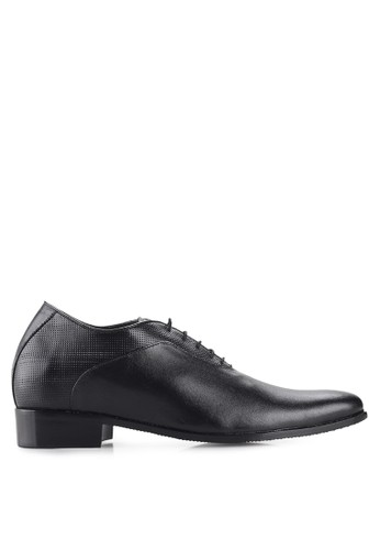 Keeve black Keeve Shoes Peninggi Badan Formal 095- Hitam E469DSHDBD68DCGS_1