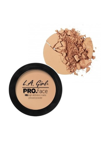 L.A Girl brown LA Girl Pro Face Powder Buff 771E8BE7C3644EGS_1
