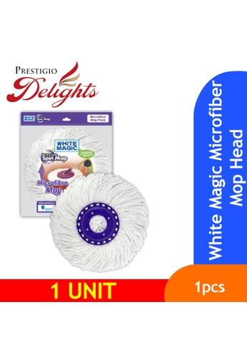 Prestigio Delights White Magic Microfiber Mop Head 86C02ESDDFC0FEGS_1