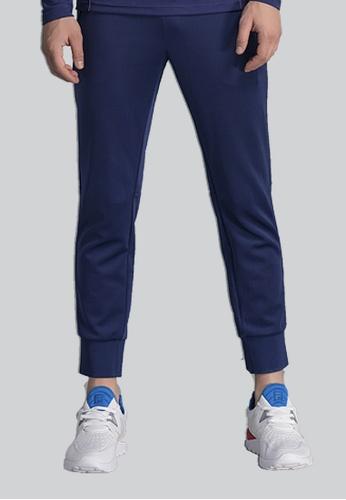 FILA blue RED Line Training 6 pockets Stretch Pants 665ADAA5D4BF42GS_1