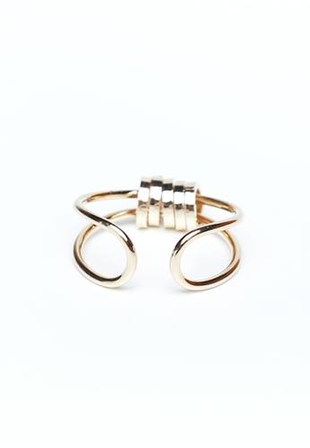 Gung Jewellery gold Candice Sweet Ring in Gold 61276AC404D81DGS_1