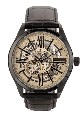 Armaghesprit專櫃 機芯鏤空手錶, 錶類, 飾品配件