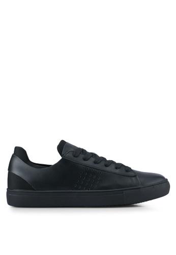 Kenneth Cole New York black DESIGN 202872 - Fashion Sneaker KE615SH0SI70MY_1
