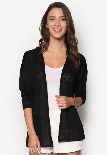 長袖開襟外套、 服飾、 外套Nichii長袖開襟外套最新折價