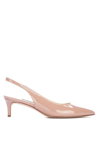 2a908e6a38 Shop Nine West Feliks Sling Back Pumps Online on ZALORA Philippines