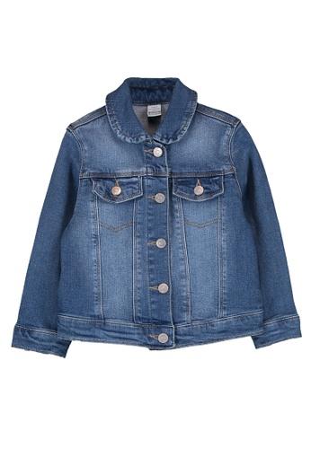 LC Waikiki blue Baby Girl's Denim Jacket A4BA1KA82046CFGS_1