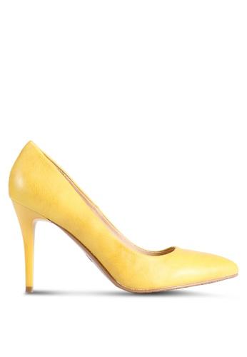 BETSY 黃色 Olivia 經典高跟鞋 3919DSHEB8F8B5GS_1