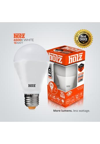 Holz HOLZ Lampu LED Bulb 15 Watt Putih 0BCC2ESCAFD0CBGS_1