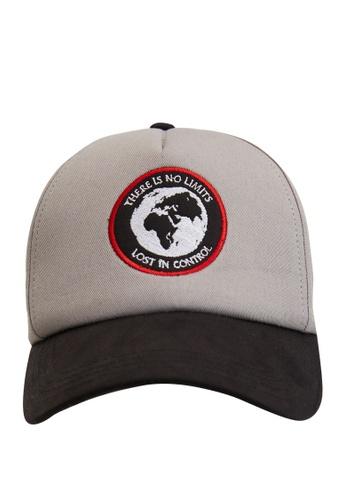 DeFacto grey Man Hat 1BB2CACA204C4AGS_1
