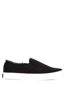 d800d93f62 H2Ocean black Wrenn Slip On Sneakers 43D99SHB95CBBFGS 1