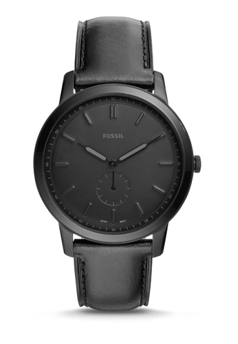 Fossil black Fossil The Minimalist Mono Watch FS5447 C0362ACD0E9740GS_1