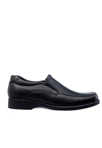 Obermain black Obermain Men's Andy Cullen Slip On Loafer Black D60C0SHCF2C134GS_1