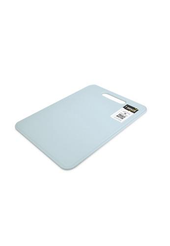 HOUZE blue HOUZE - Plastic Chopping Board (Large: 36x25x1cm) BF688HL135FB93GS_1
