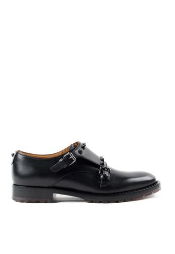 VALENTINO GARAVANI 黑色 Valentino Garavani 商務鞋 BB024SH3427A18GS_1