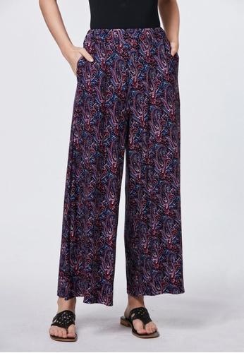 East India Company Kajal- Pull On Knitted Palazzo 9404BAA229682DGS_1